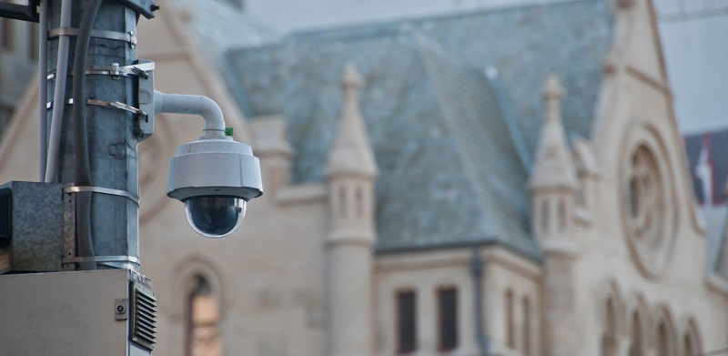Security cameras for churches, schools, and businesses