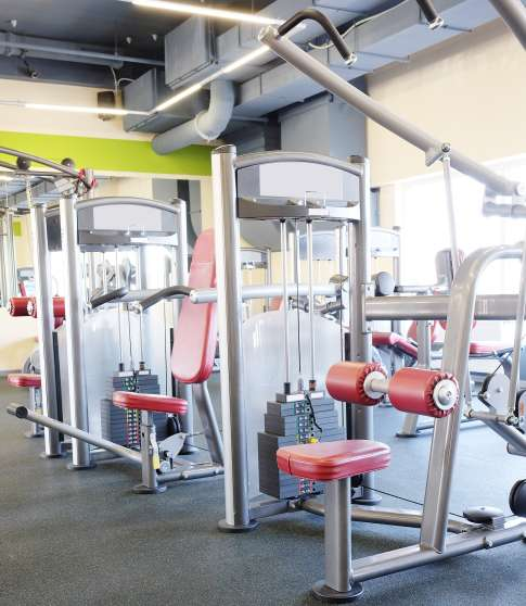 Security Cameras for Gyms And Health Clubs