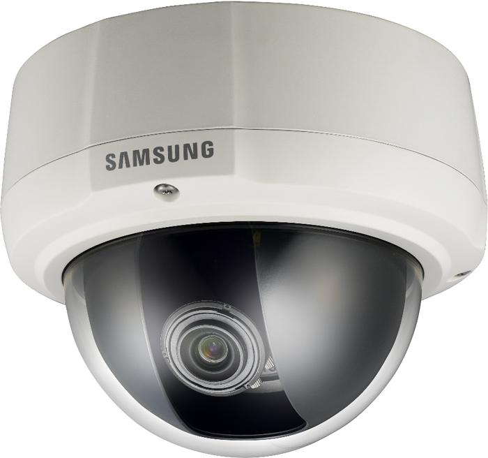 Samsung Debuts New Vandal-Resistant Dome Camera and ...