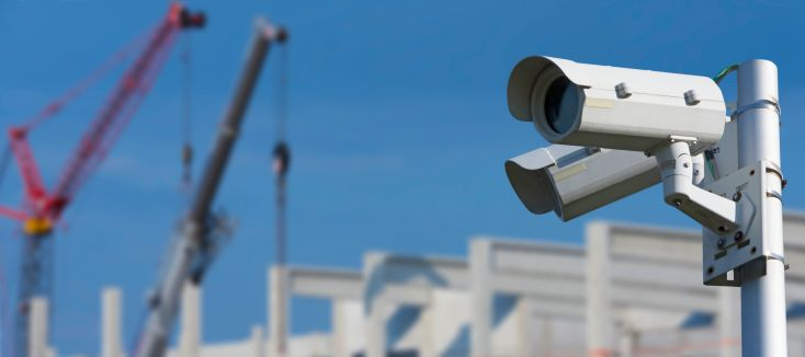 Construction Site Camera Security Materials Theft Prevention The – Construction Site Security Plan