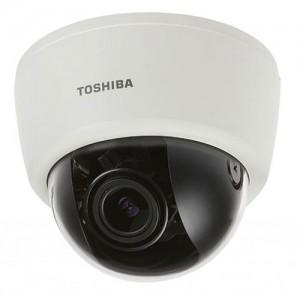 Toshiba Debuts New IK-WD04A HD Mini-Dome Camera