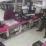 Gas Station Clerk Robbed & Threatened To Be Set On Fire