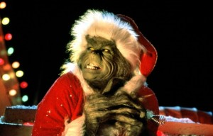 The Grinch Loves Ruining Christmas