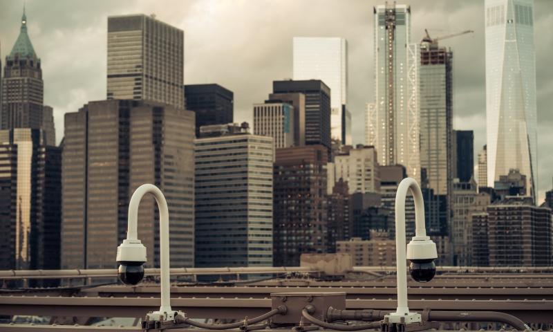 New York City surveillance cameras