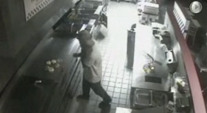 Hungry Burglar Breaks Into Restaurant To Make Burgers