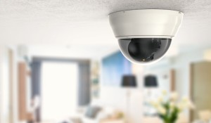 Residential security camera system