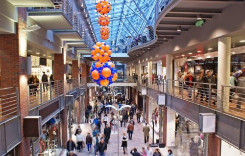 Mall Security Camera Systems