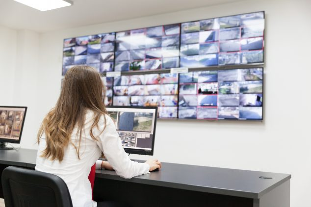 Security Cameras For Process Improvement