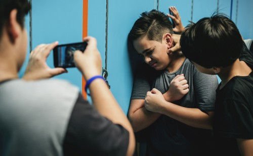 How A Surveillance System Prevents Bullying
