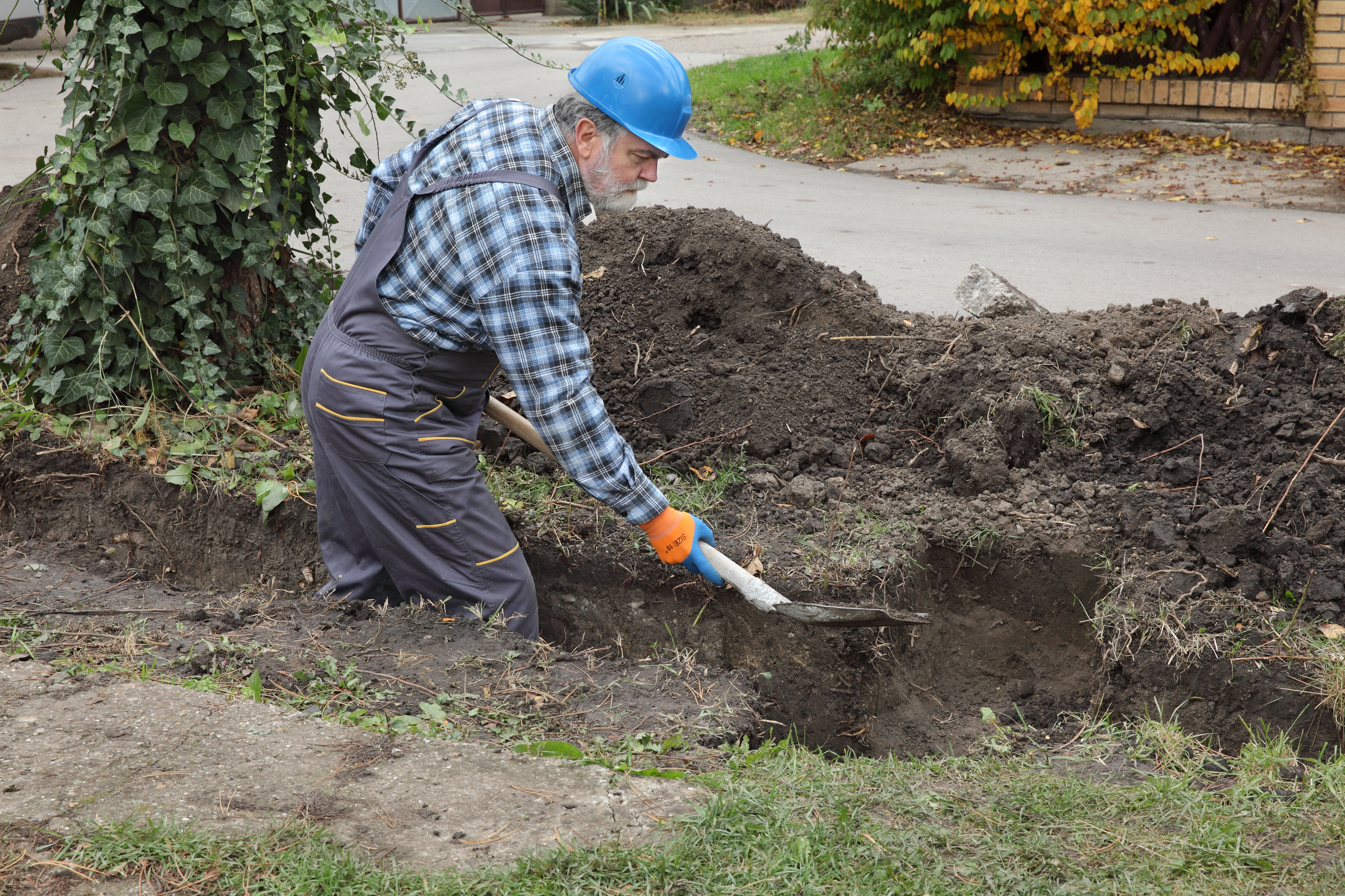 Trenching is now obsolete and unnecessary