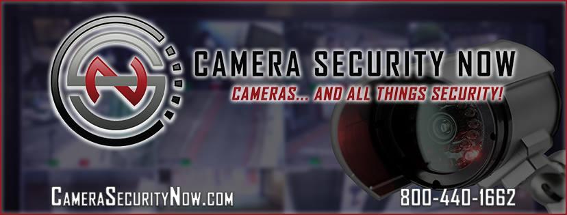 Seguridad de la cámara ahora