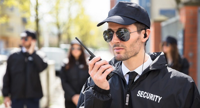 Security Rentals for Your Event