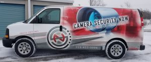 Security cameras for businesses