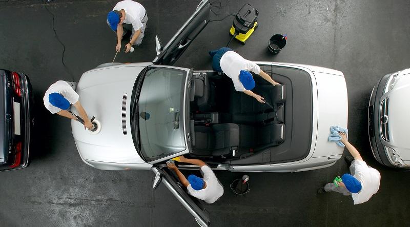 car wash cameras
