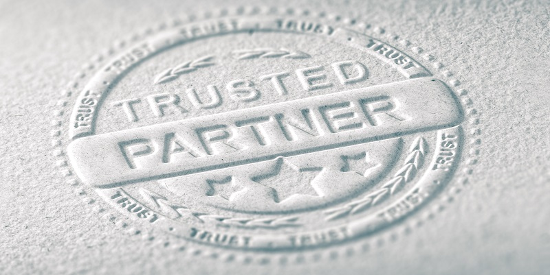 Trusted partners in the security industry