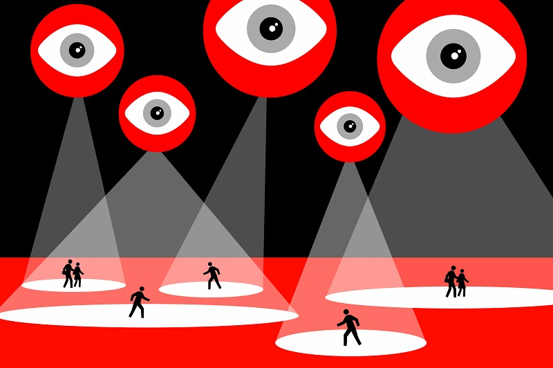 Chinese government is using surveillance products to monitor its citizens