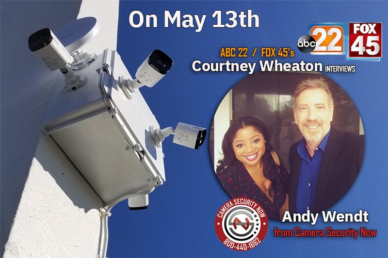 ABC22 FOX45 entrevista a Andy Wendt