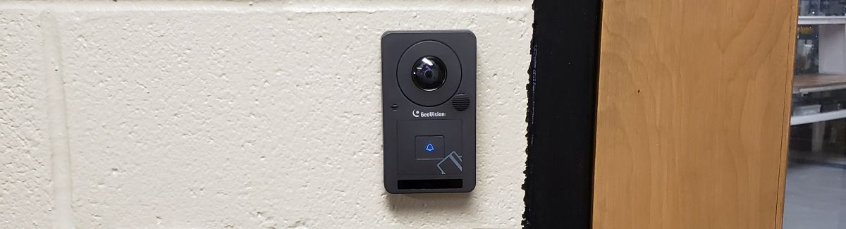 Access control at a church