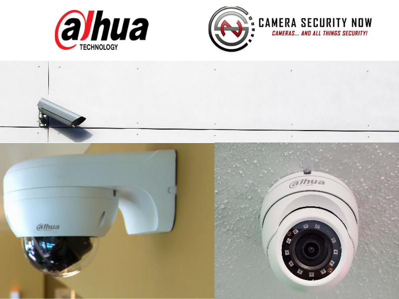 Dahua Security Camera Installation