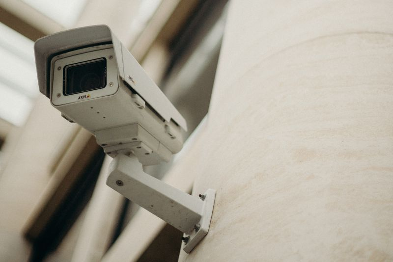 Axis Security Cameras and Installation